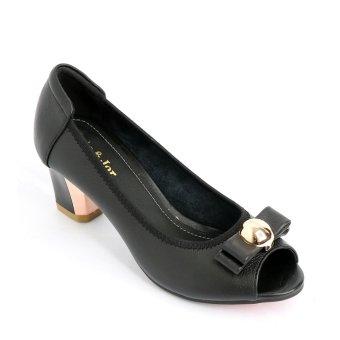 Giày cao gót FA961 - Đen