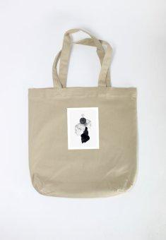 Túi tote nữ Inside out Cung Cấp Bởi Suvi (Kaki)