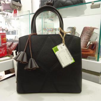 Túi nữ da cao cấp DaH2 TN2093 (màu đen)