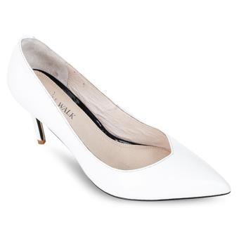 Giày cao gót Royal Walk trắng