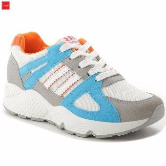 Giày Sneaker Thời Trang nữ Erosska - GN023 (Xám)
