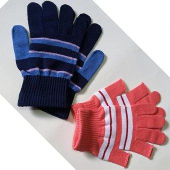 Bộ 02 đôi găng tay cotton chống nắng CB H0013 SMV0013