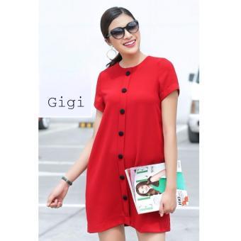 Đầm suông đơn giản Xavia Clothes Gigi