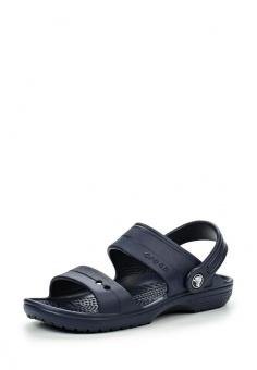 Xăng đan bé trai Crocs Classic Sandal K Navy 200448-410 (Xanh)