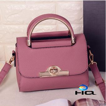 Túi nữ thời trang phong cách Hàn Quốc HQ 9TU69-4 (Hồng)
