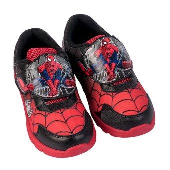 Giày Thể Thao Bé Trai Biti's Spider Man Người Nhện DSB120911DOO (Đỏ)