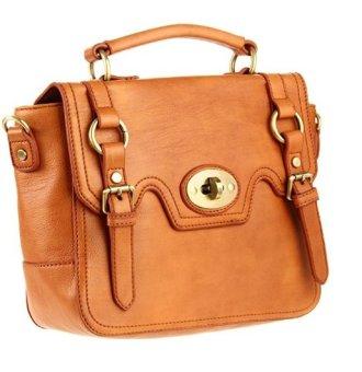 Túi đeo vai nữ Co-Lab by Christopher Kon Katie-864 Satchel (Mỹ)