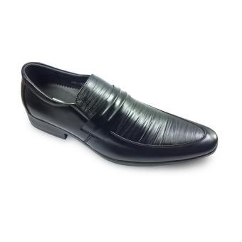Giày tây xỏ quai ngang cách điệu