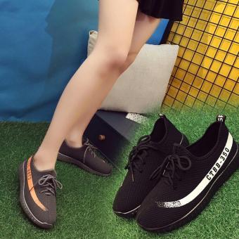 Giày sneaker nữ đế êm CTBB-350(xám)