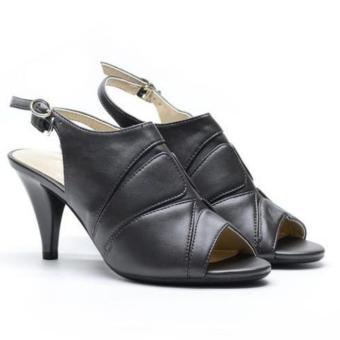 Sandal cao gót Evashoes Eva68626 Xám