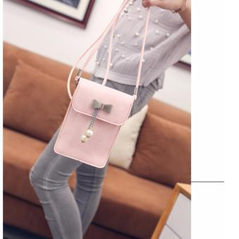 Túi đeo chéo thời trang DMON01(HÔNG)