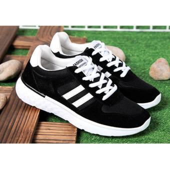 Giày thể thao nữ Bomdo BGTT112 (Đen)