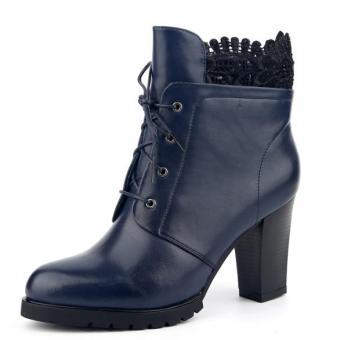 Giầy Boot nữ hiệu Aokang hàng mới 100%. Size 35 mã 16291114635