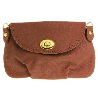 Women's Handbag Satchel Messenger Cross Body Purse Tote Shoulder Bag - intl