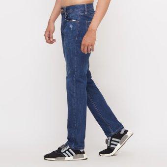 Quần jeans dài nam THE BLUES QN1-JP1L16-006