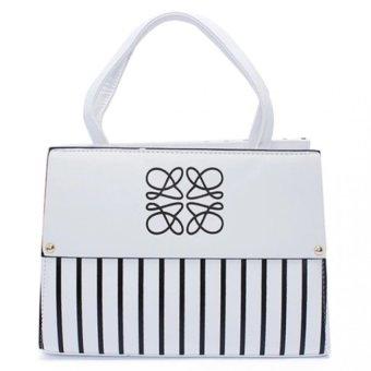 Túi đeo chéo nữ hoàng MS164 (Trắng)