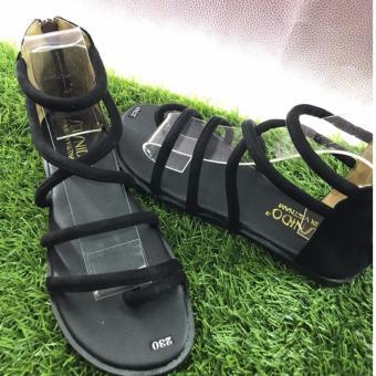 Giày sandal cao cấp xỏ ngón phong cách Hàn Quốc -Duyên dáng phái đẹp