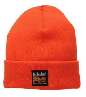 Mũ (nón) len nam màu cam Timberland Pro Men's Watch Cap (Mỹ)