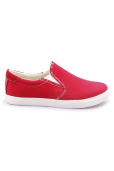 Giày lười nữ Aqua Sportswear A32-W1221 (Đỏ)