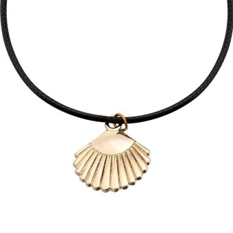 Necklaces Street beat tidal range New Triangle Pendant Necklace multi Sequin Necklaces - intl
