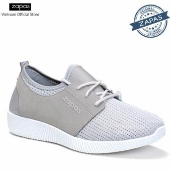 Giày Sneaker Thời Trang Erosska - GE002 (Màu Xám)