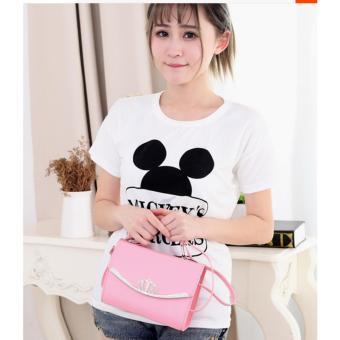 Túi đeo nữ thời trang cao cấp (Hồng)