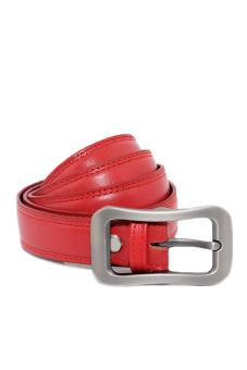Thắt lưng nữ da thật Minh Tâm MT720A (Đỏ)