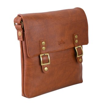 Túi đeo chéo Lata IP02 (Bò đậm)