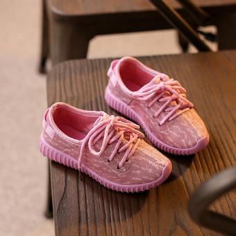 Giày trẻ em GTE1 (Hồng)