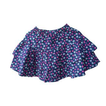 Chân váy bé gái 17162 ( Navy )