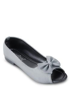 Giày búp bê srs865 màu xám