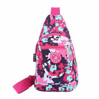 Túi đeo chéo 1 quai thời trang nữ Bobo Fashion màu sắc xinh xắn, thiết kế thông minh