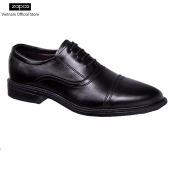 Giày Tây Công Sở Zapas GT025 (Đen)