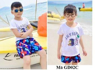 Bộ đồ đi biển trẻ em GD02C