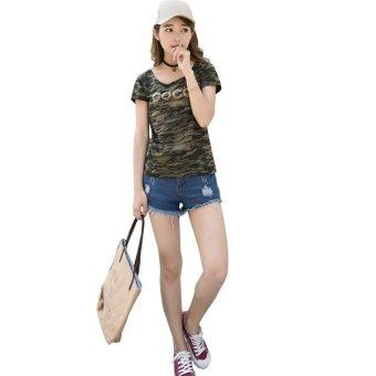 Áo rằn ri nữ COCO - AN2