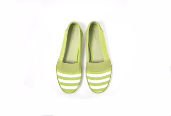 Giày nữ thời trang ANANAS 40112 (Xanh)