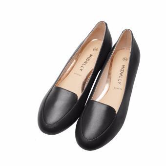 Giày mọi nữ cao 3p