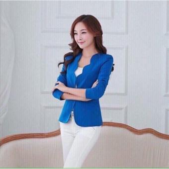 Áo khoác kiểu sành điệu ( xanh)