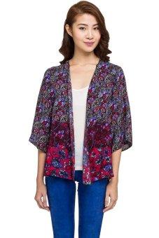 Áo khoác Kimono New Look Finola (Đỏ)