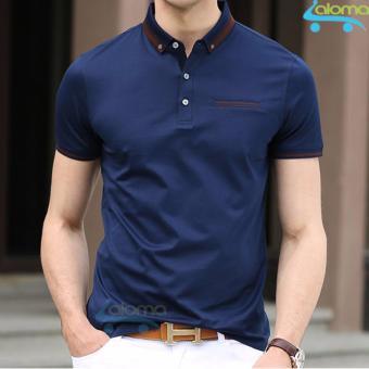 Áo thun cotton mặc mùa hè cao cấp mẫu2017 Booty BT-N (Tím)