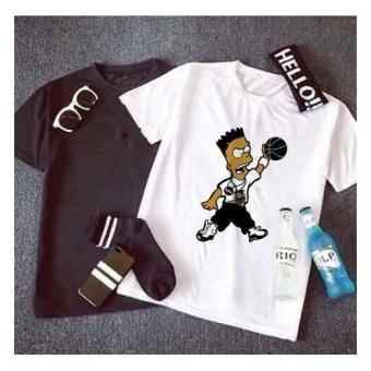 Áo cậu bé bóng rổ