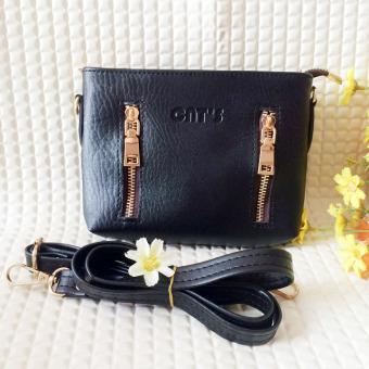 Túi đeo chéo CNT20 Black (Đen)