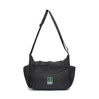 Mangroveo utdoor unisex waterproof foldable storage bag shoulder bag - Intl