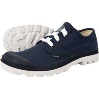 Giày thời trang unisex Palladium 72885-419-M (Xanh Navy)