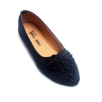 Giày búp bê Lopez Cute B153 (Đen)