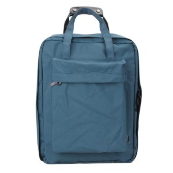 Waterproof Nylon Travel Bag Multilayer Storage Backpack Cloth Organizer - intl
