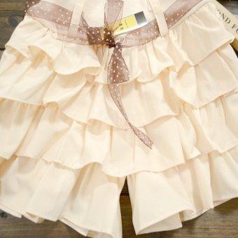 Quần short váy thời trang mỏng 127