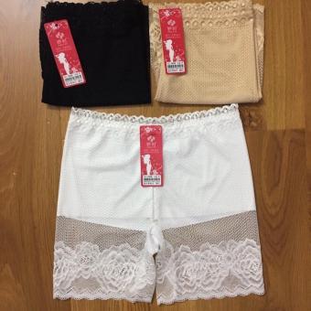 Combo 2 quần lót mặc trong váy phối ren