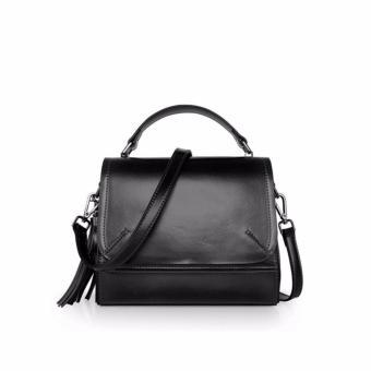 Túi xách nữ cao cấp phong cách trẻ trung QSL087 (Đen) - 4154291