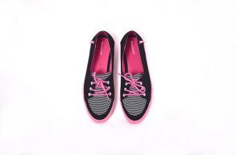 Giày nữ thời trang ANANAS 40118 (Đen)